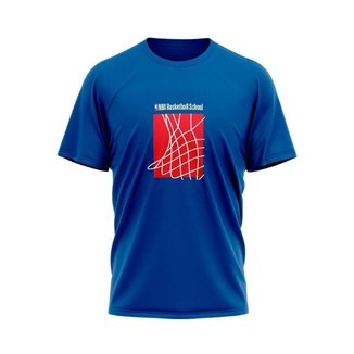 Camiseta NBA Basketball School - Swish