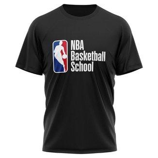 Camiseta NBA Basketball School