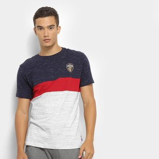 Camiseta NBA Block Colors Cleveland Cavaliers Masculina