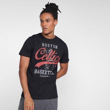 Camiseta NBA Boston Celtics 1945 Masculina