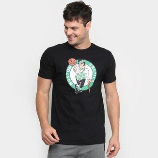 Camiseta NBA Boston Celtics Big Logo Masculina