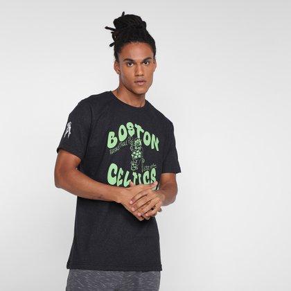Camiseta NBA Boston Celtics Street Masculina