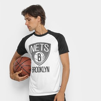 Camiseta NBA Brooklyn Nets Masculina