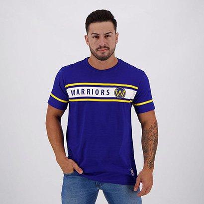 Camiseta NBA Golden State Warriors Sport Masculina