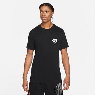 Camiseta NBA Kevin Durant Nike Logo Masculina