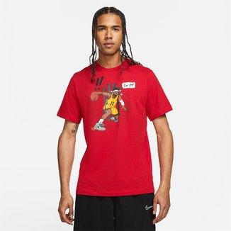 Camiseta NBA Kyrie Irving Nike Ssnl Masculina