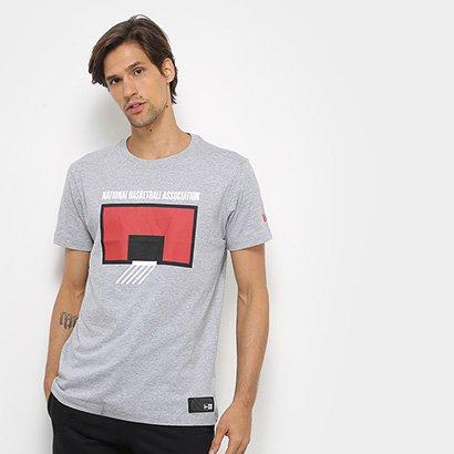 Camiseta NBA New Era Cesta Masculina