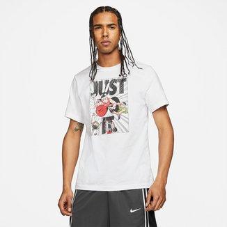 Camiseta NBA Nike Just Do It Masculina