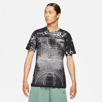Camiseta NBA Nike NY vs NY II Masculina