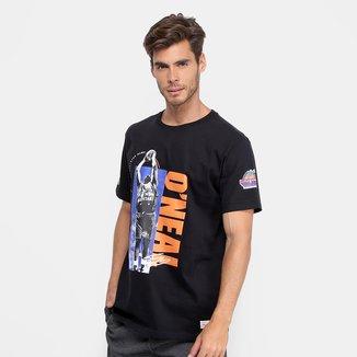 Camiseta NBA Shaquille O'Neal Mitchell & Ness Masculina