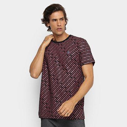 Camiseta NBA Toronto Raptors Especial Diagonal Masculina