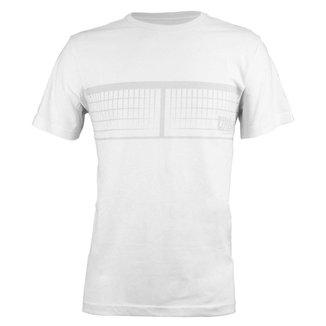 Camiseta Net Branca - Wilson