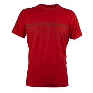 Camiseta Net Vermelha - Wilson