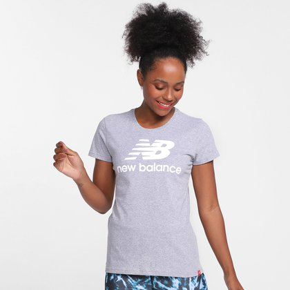 Camiseta New Balance Basic Feminina