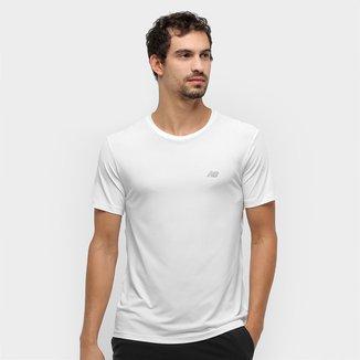 Camiseta New Balance Básica Masculina
