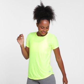 Camiseta New Balance Core Run Feminina