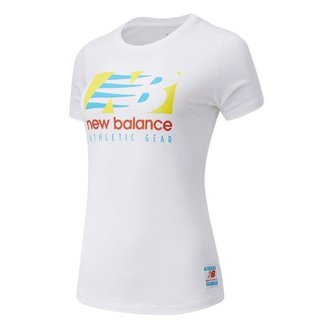 Camiseta New Balance Essentials Field Day