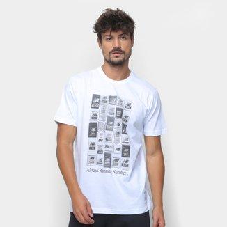 Camiseta New Balance Essentials Pack Masculina