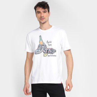 Camiseta New Balance Essentials Victory Masculina