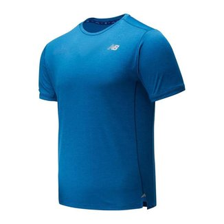 Camiseta New Balance Impact Run Masculina