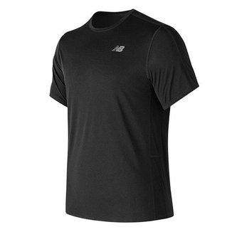 Camiseta New Balance M/C Masculino