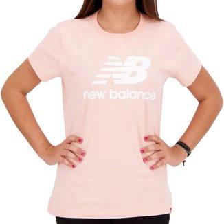 Camiseta New Balance NB Basic Feminino