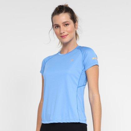 Camiseta New Balance Refletivos Performance Feminina