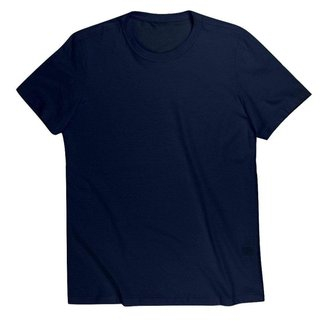 Camiseta New Basic Lisa Fio Penteado Masculina