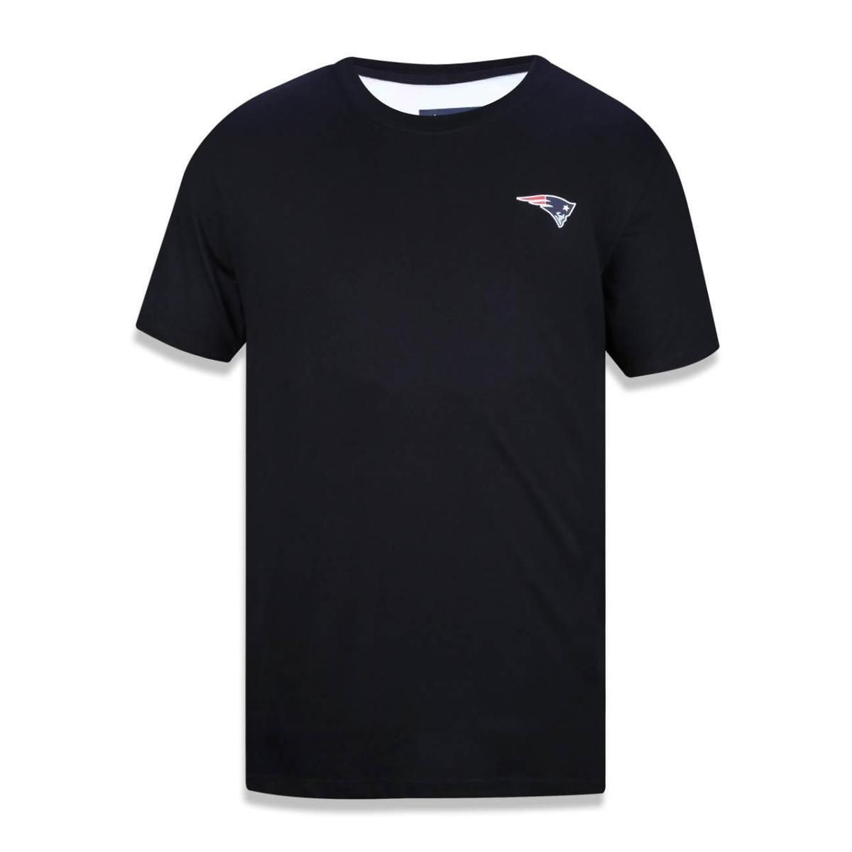 1ce0d6ab8 Camiseta New England Patriots NFL New Era Masculina - Compre Agora ...