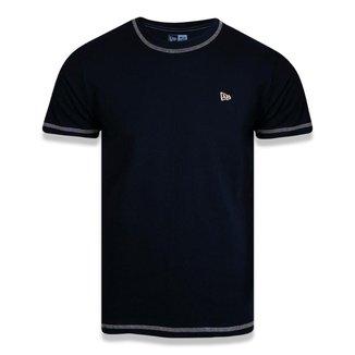 Camiseta New Era Alkaline Bright Minimal Masculina