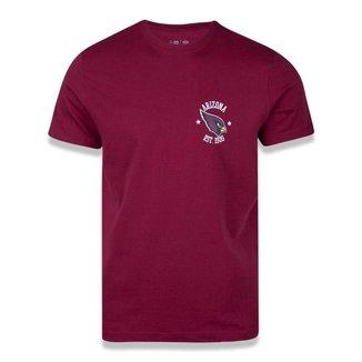 Camiseta New Era Arizona Cardinals NFL College Logo City