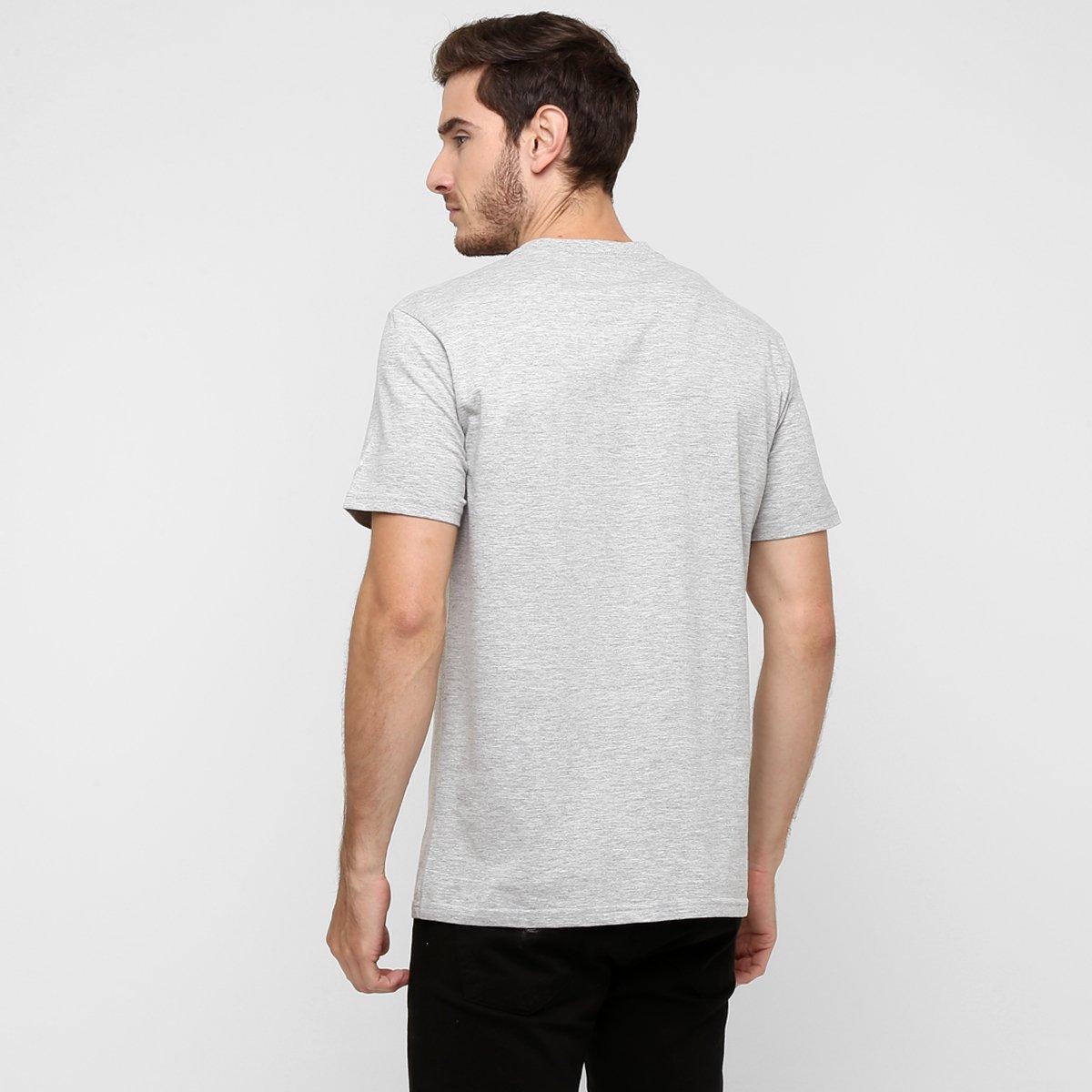 308b98299ce98 Camiseta New Era MLB Nac Concreto 15 New York Yankees - Compre Agora ...
