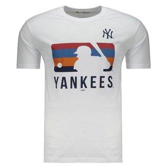 Camiseta New Era MLB New York Yankees   Masculina