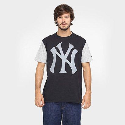 Camiseta New Era MLB Team Est 58 New York Yankees - Masculino