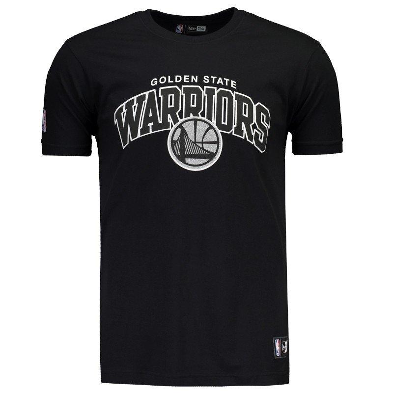 952f49284 Camiseta New Era NBA Golden State Warriors - Compre Agora