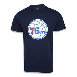 Camiseta New Era Nba Philadelphia 76Ers Masculina