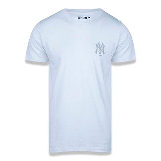 Camiseta New Era New York Yankees Mlb Masculina