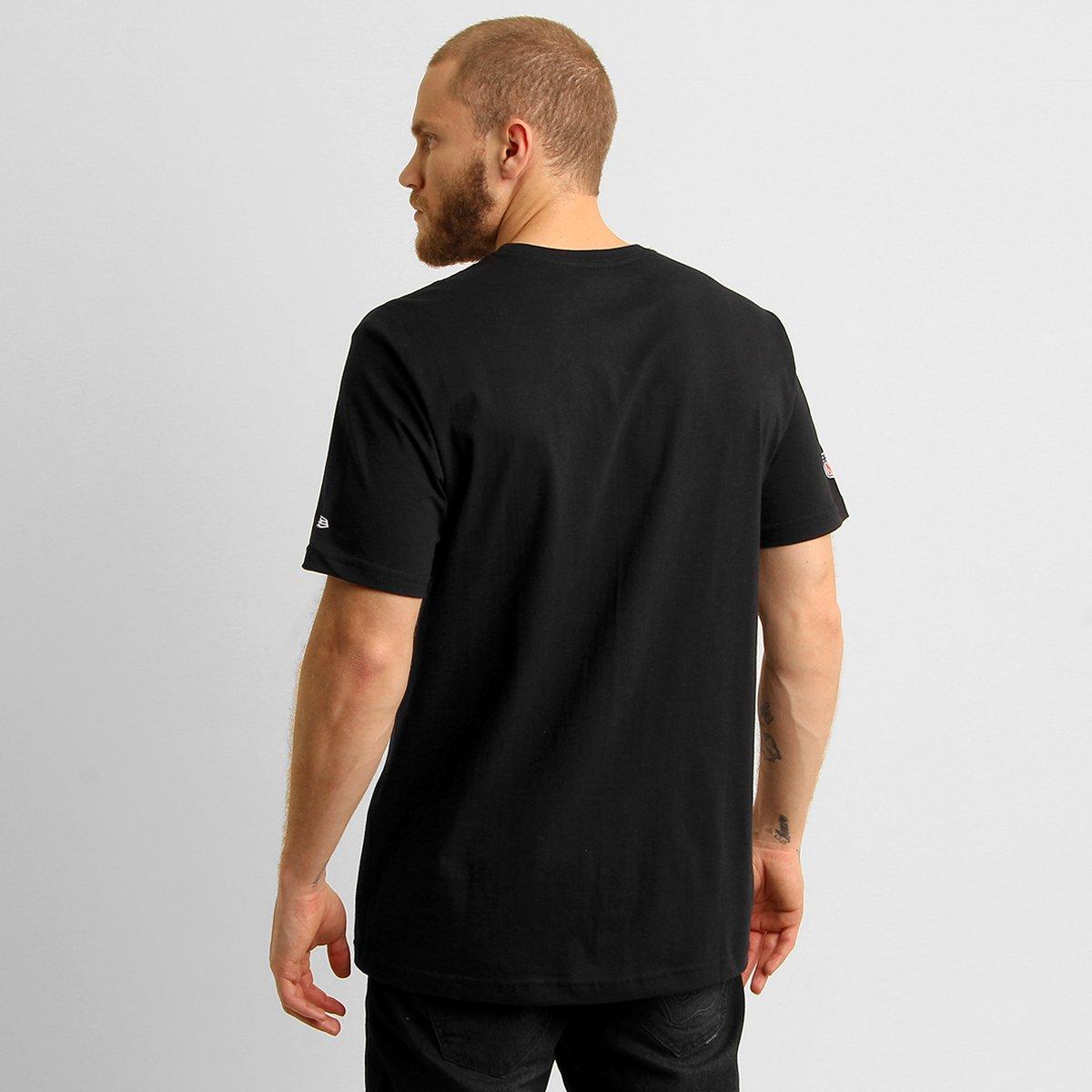 a670a4c1d3 Camiseta New Era NFL Atlanta Falcons - Compre Agora