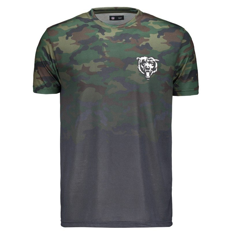 Camiseta New Era NFL Chicago Bears Masculina - Compre Agora  2fa14749ba8