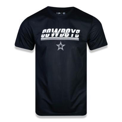 Camiseta New Era NFL Dallas Cowboys Sport Fast