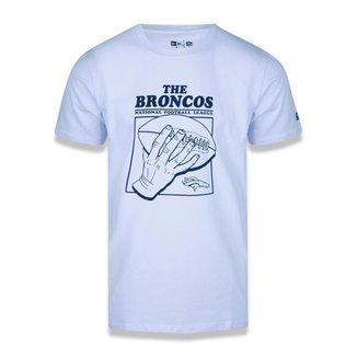 Camiseta New Era NFL Denver Broncos Street Hand Ball