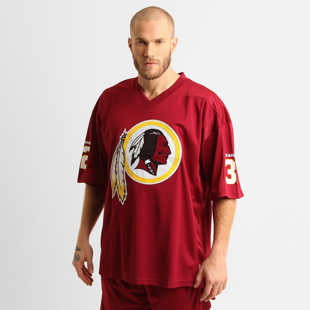 3b5838d01183d Camiseta New Era NFL Especial Jersey Redskins - Compre Agora