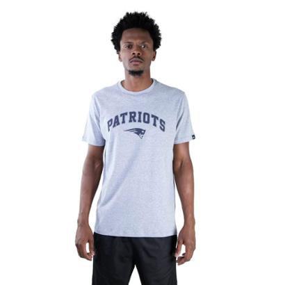 Camiseta New Era NFL New England Patriots Essentials One ColorClara