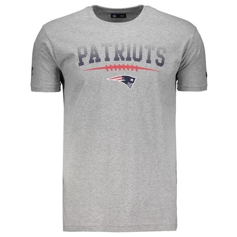 57865dc6e Camiseta New Era NFL New England Patriots Masculina - Compre Agora ...
