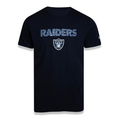 Camiseta New Era NFL Oakland Raiders Extra Fresh Fresh Wild