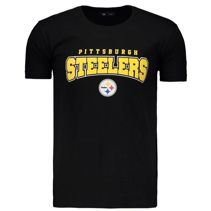 9b7ea5746f1ac Camiseta New Era NFL Pittsburgh Steelers Masculina - Compre Agora ...
