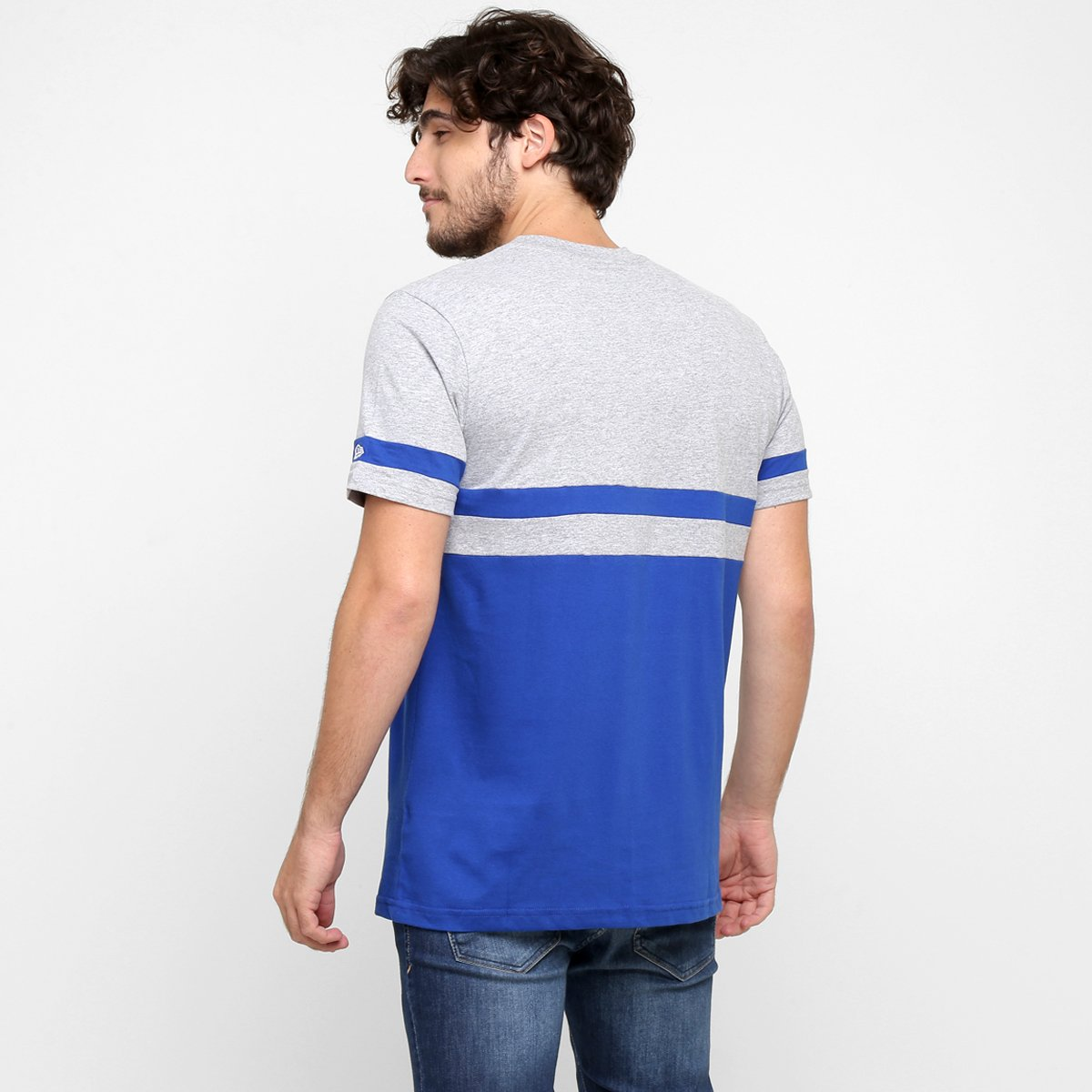 Camiseta New Era NFL Ribbon New York Giants - Compre Agora  74236f24f2238