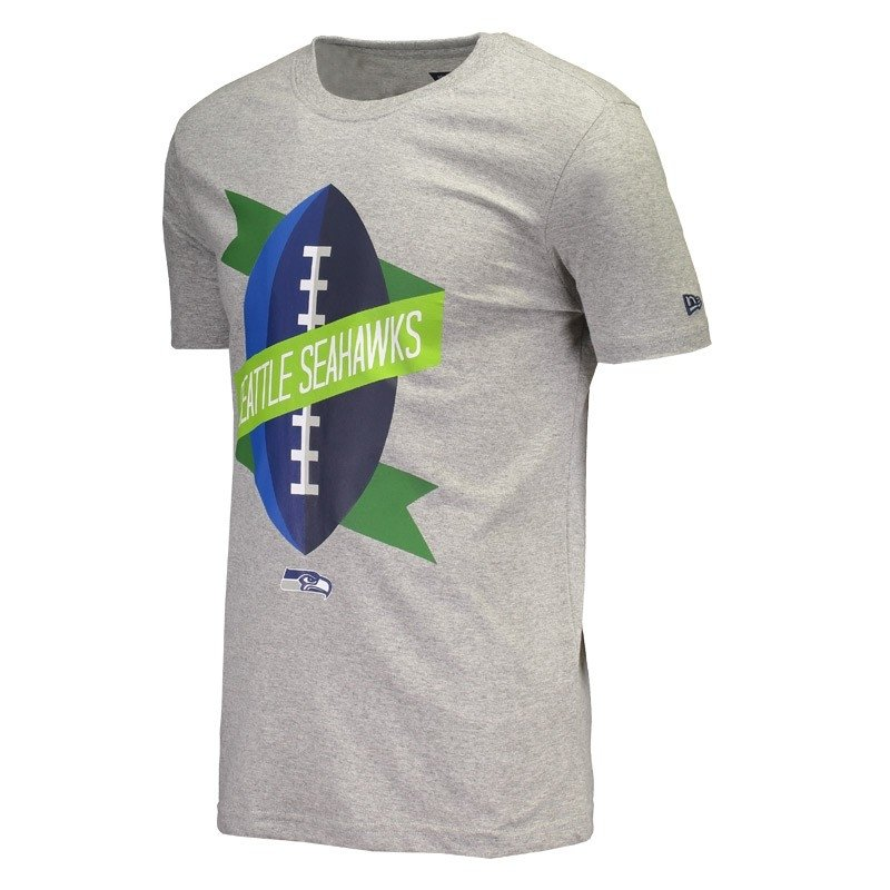 918d0a91df Camiseta New Era NFL Seattle Seahawks Mescla - Compre Agora