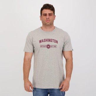 Camiseta New Era Washington Football NFL Team Core College