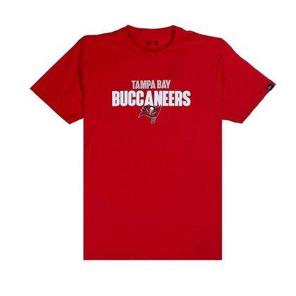Camiseta NFL Bold Tampa Bay Buccaneers - New Era